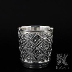 Стакан из чистого серебра «Мечта» 960 пробы (арт 9990152(3))