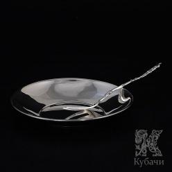 Стакан из чистого серебра «Кармен» 960 пробы (арт 9990152(2))